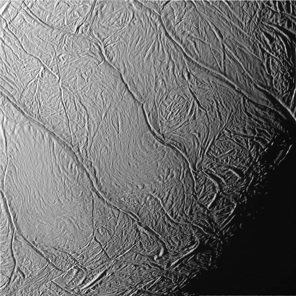 Enceladus: Warum die Kryovulkane so ausdauernd ausbrechen