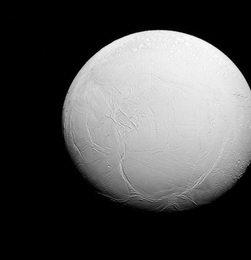 Enceladus: Der Mond (Einführung)