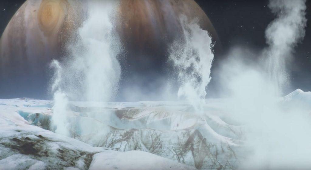 Gibt es Leben auf den Monden Europa und Enceladus?
