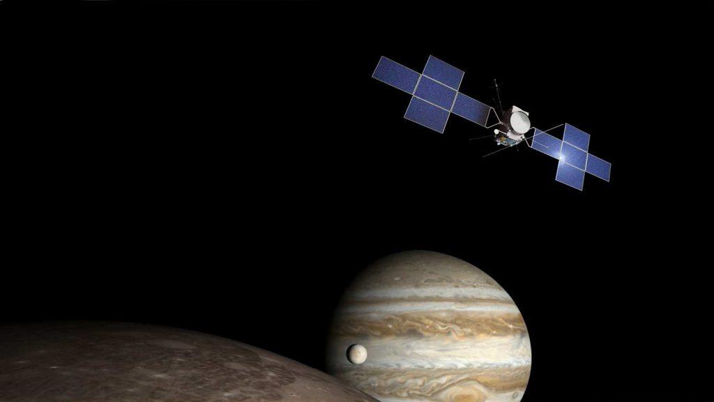 Auch die ESA fliegt bald zum Jupiter – Juice jetzt vom Reißbrett