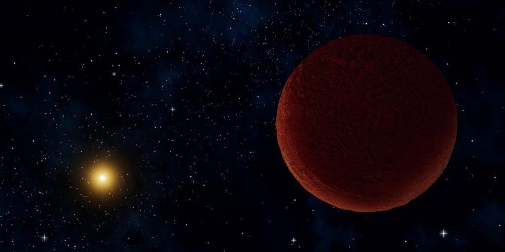 Zwergplanet DeeDee stellt sich vor – vom äußersten Rand des Sonnensystems
