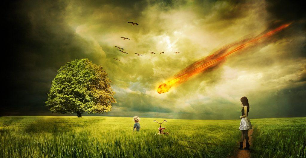 Was uns bei einem Asteroiden-Einschlag umbringen wird