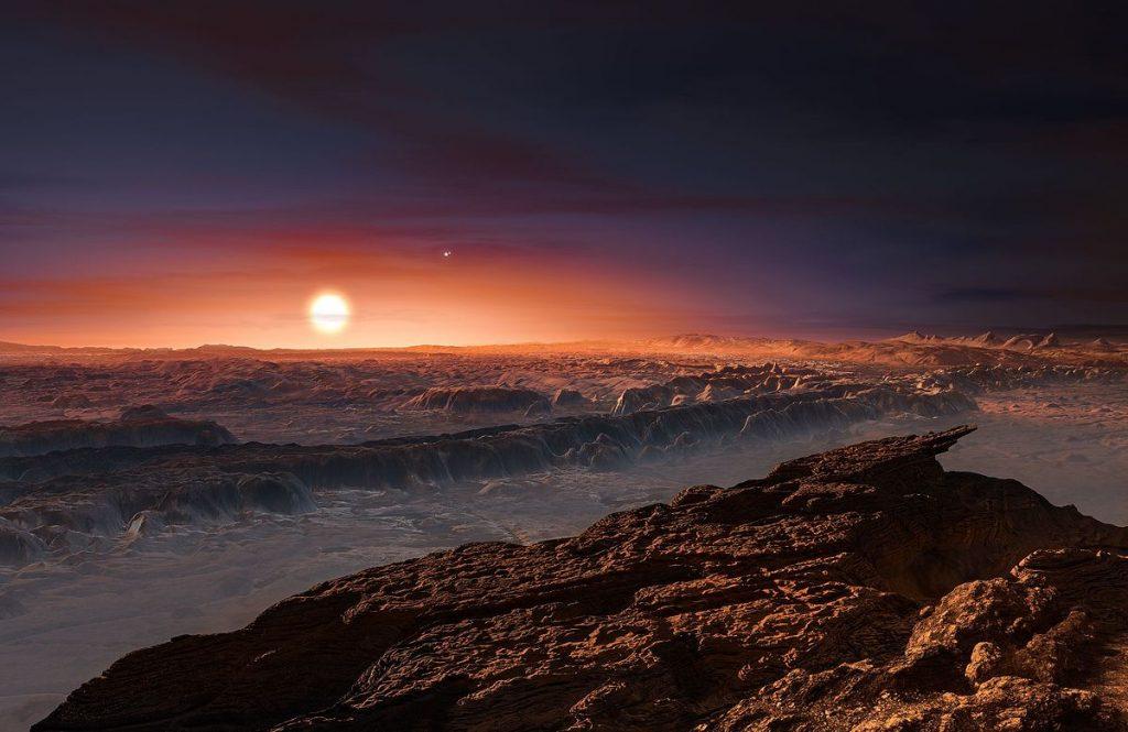 Der erste Wetterbericht für Proxima Centauri B