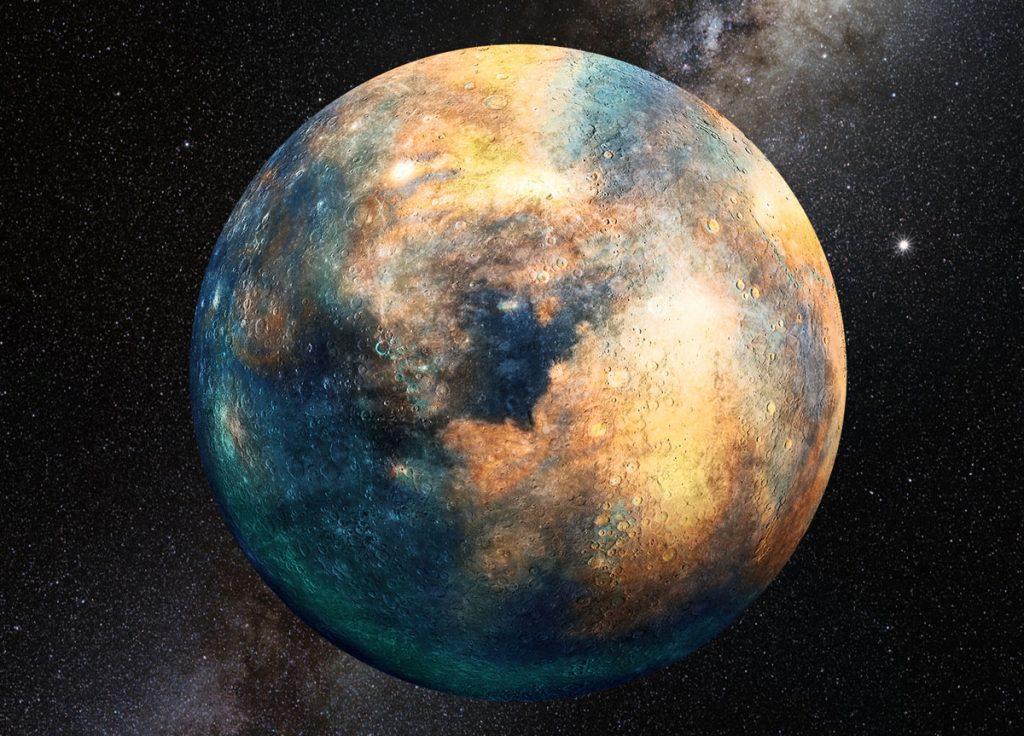 Ein zweiter Mars hinter dem Kuiper-Gürtel?