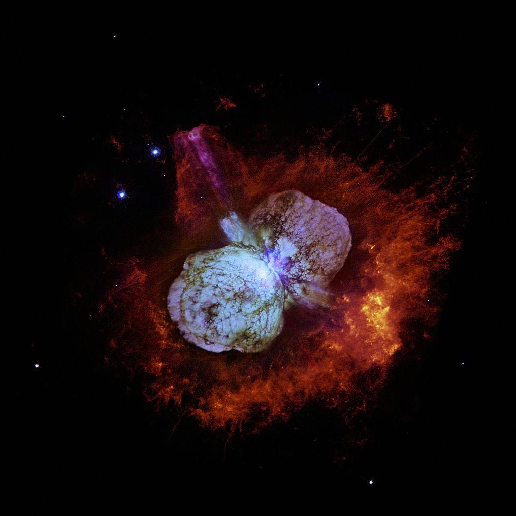 Die superalte, superweit entfernte Superduper-Supernova