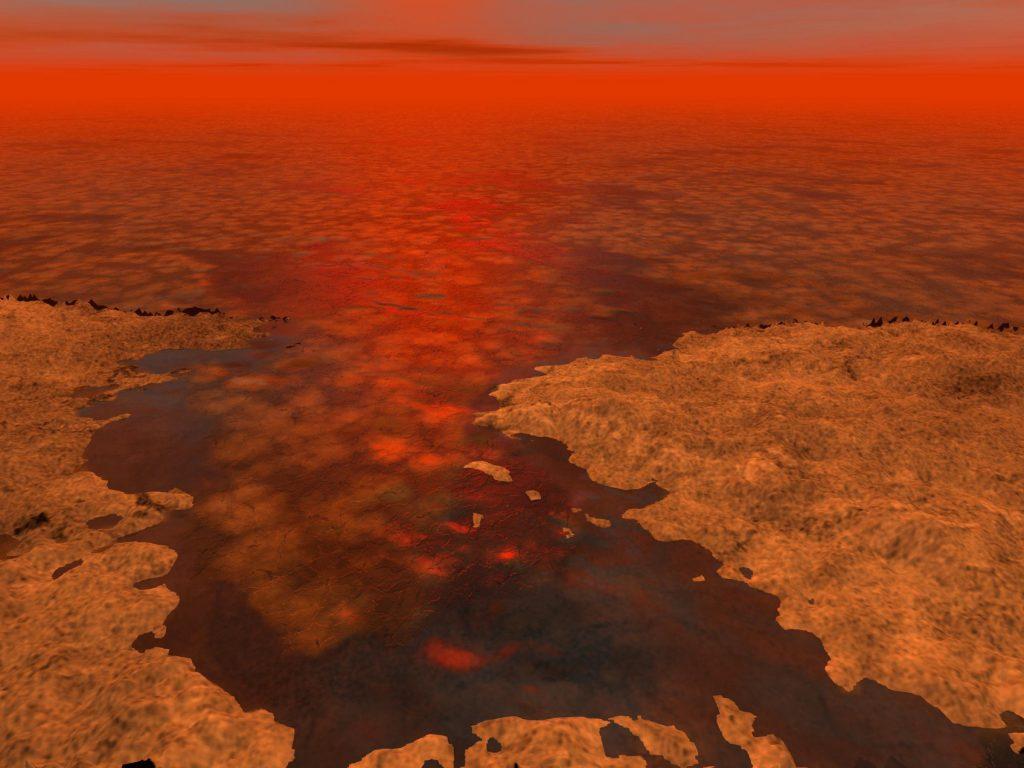 Schlechte Nachrichten für das Leben auf Titan – oder doch nicht?