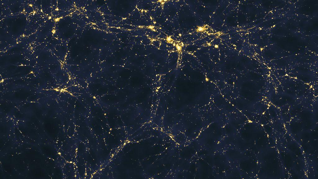 Das Problem mit der Dunklen Energie und der Expansion des Weltalls