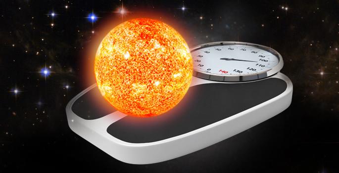 Wie man einen einzelnen Stern wiegt
