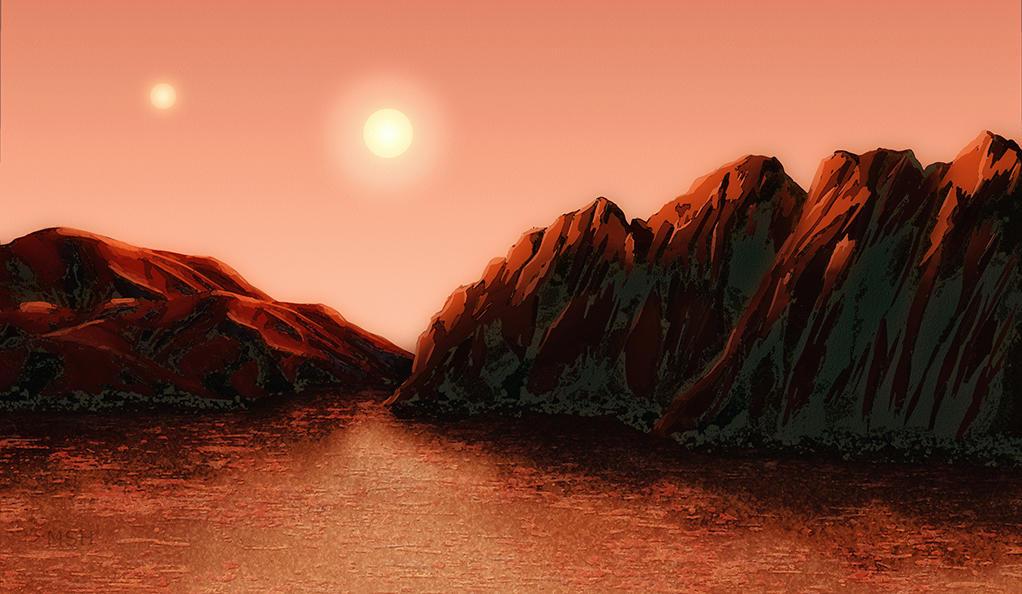 Fast sicher: erdähnliche Planeten umkreisen Zwillingspaar Alpha Centauri