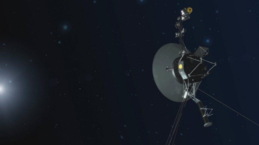 Voyager 1: Steuertriebwerke nach 37 Jahren Pause erneut gezündet
