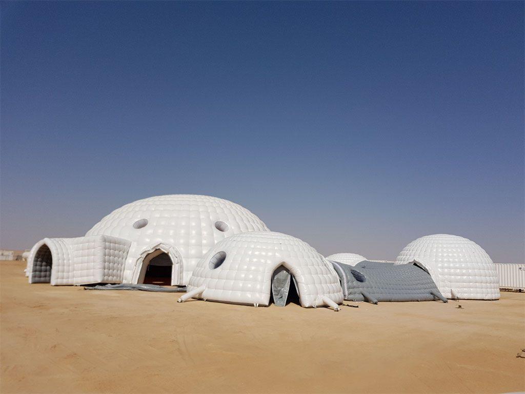 Marslandung im Oman: eine ganz besondere Recherche