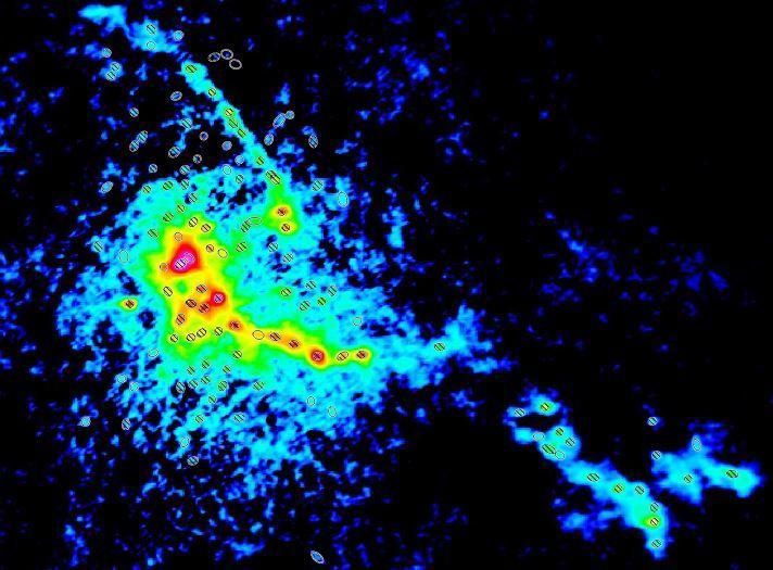 Sterngrößen im Universum: Einmal neu durchzählen, bitte?