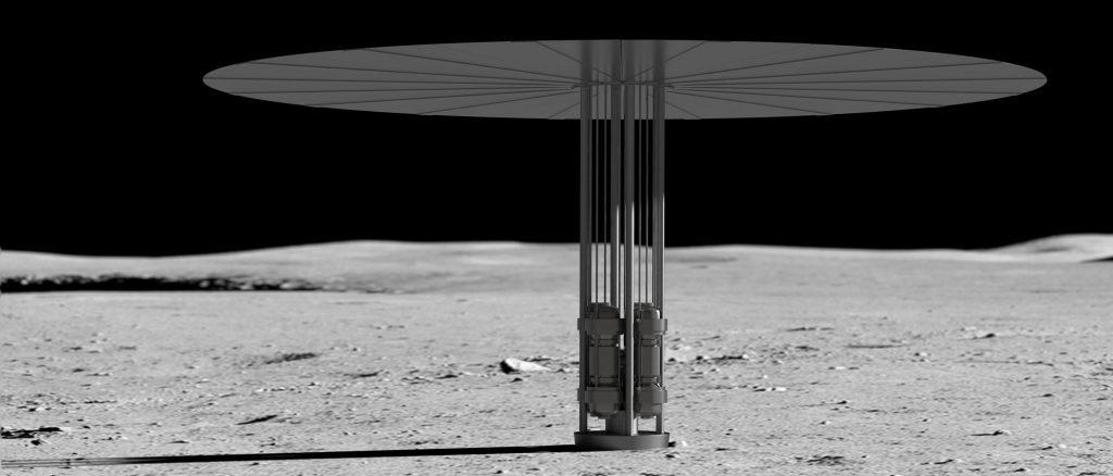 Projekt KRUSTY: NASA will auf Mond und Mars Kernreaktoren niedriger Leistung betreiben