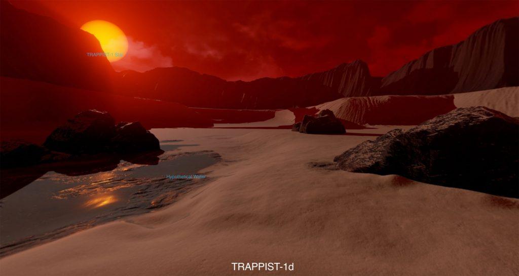 Besserer Wetterbericht für die sieben Welten des Trappist-Systems