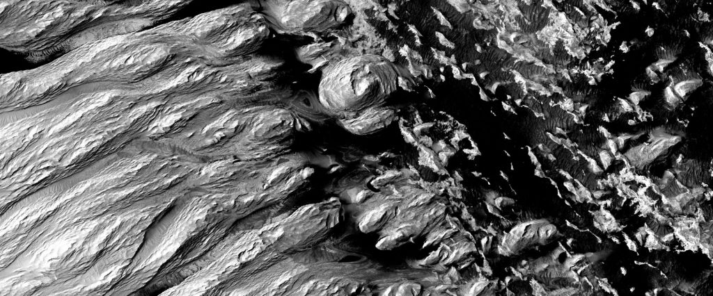 Woher kommt der Staub auf dem Mars?