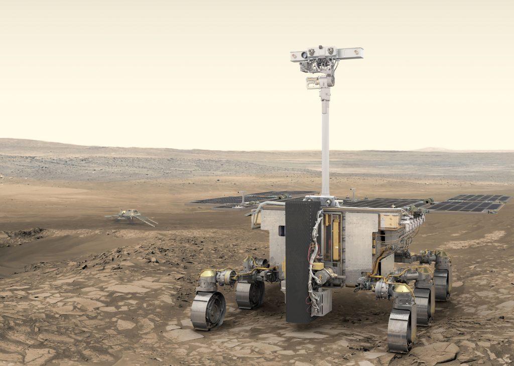 Ein Mars-Rover, der Ihren Namen trägt – jetzt mitmachen