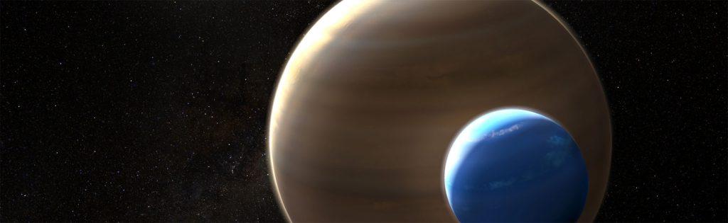 Auch Exoplaneten haben hübsche Monde
