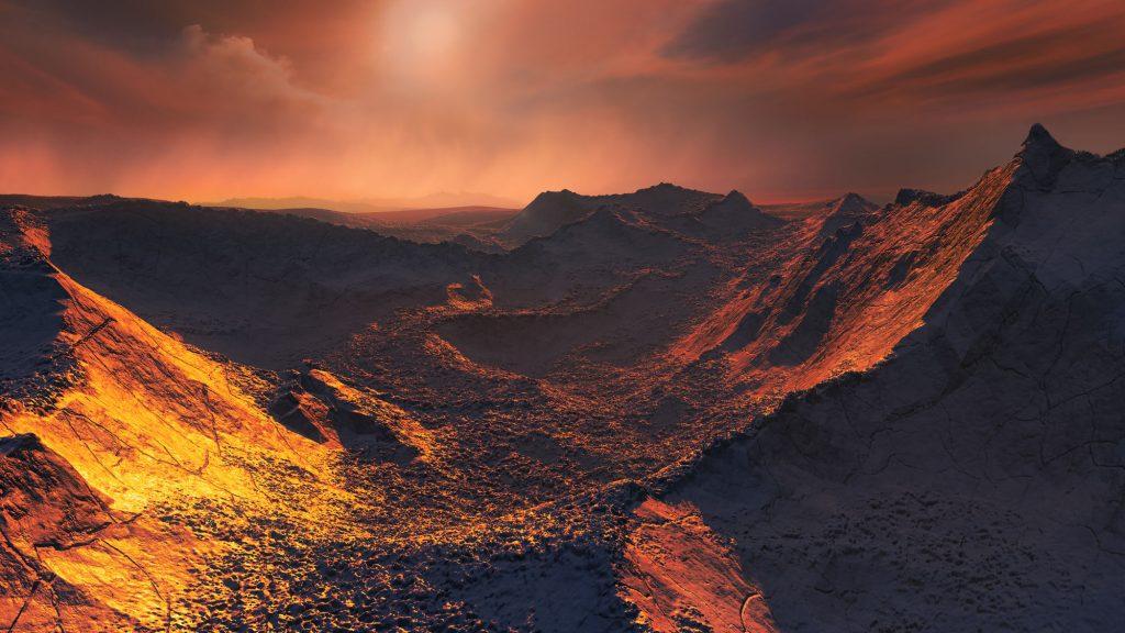 Ganz in der Nähe: Supererde umkreist Barnards Stern