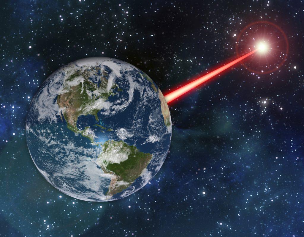 Hier sind wir: Ein Signal für außerirdische Zivilisationen