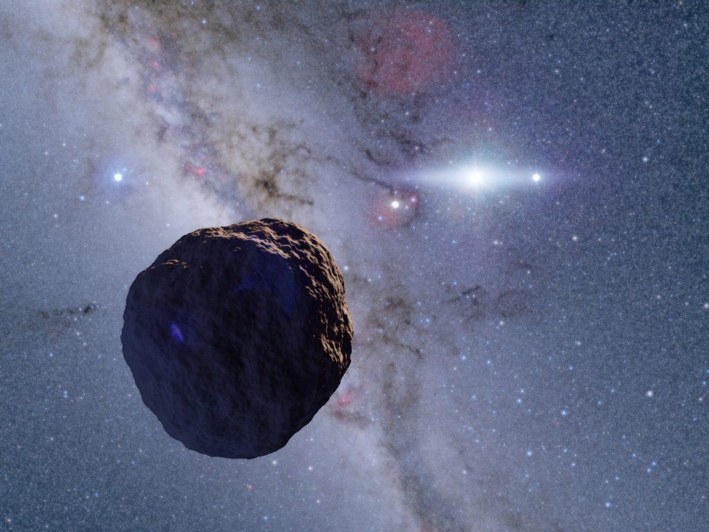 Fehlendes Glied der Planetenentwicklung im Kuipergürtel entdeckt