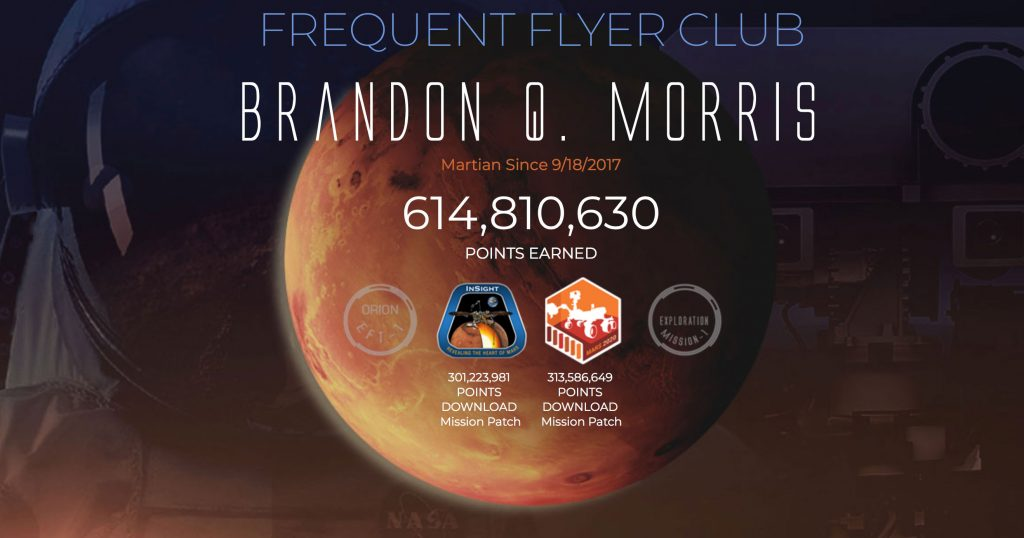 Fliegen Sie mit der NASA zum Mars – an Bord des nächsten Mars-Rovers