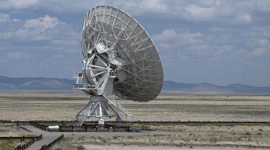 Wie funktioniert ein Radioteleskop? Zu Besuch beim Very Large Array