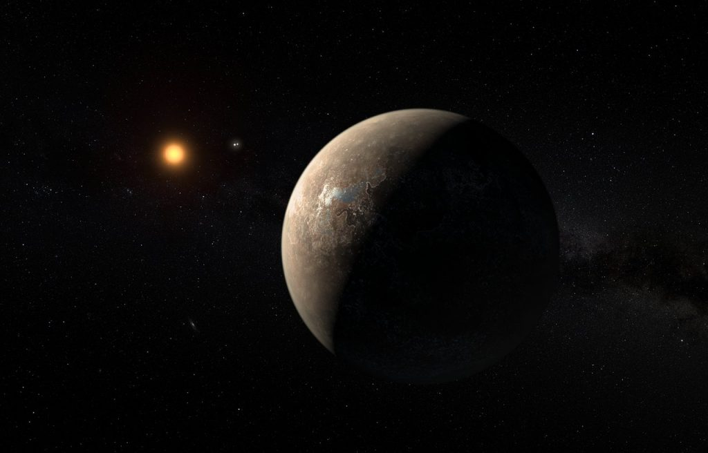 Mysteriöses Signal von Proxima Centauri