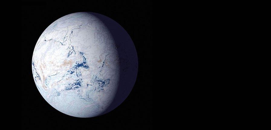 Auch auf kalten Planeten könnte Leben existieren