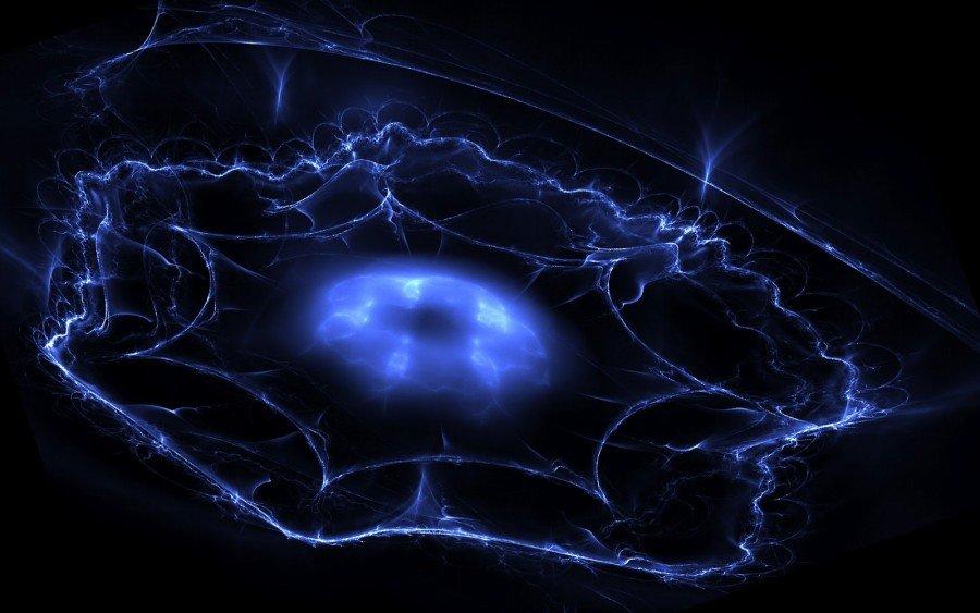 Stößt sich das Universum von sich selbst ab?