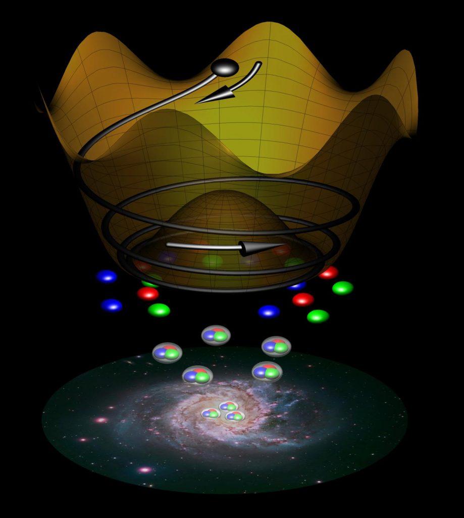 Axionen als Retter des Universums?