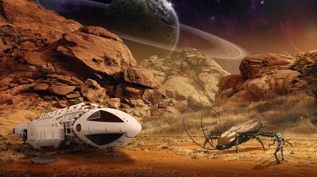 Wie häufig ist Leben im Weltall?