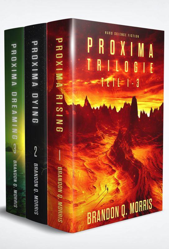 Proxima-Trilogie (Sammelband)