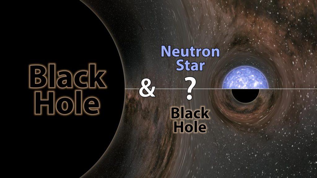 Zu schwer für einen Neutronenstern, zu leicht für ein Schwarzes Loch