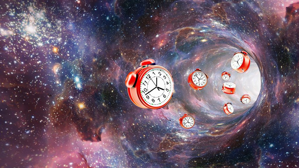 Zeitreisen im Quantenland: Wie man eine selbstheilende Realität erzeugt