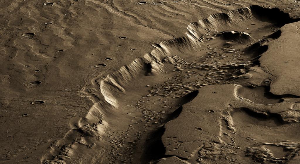 Leben auf dem Mars: Tiefer suchen!