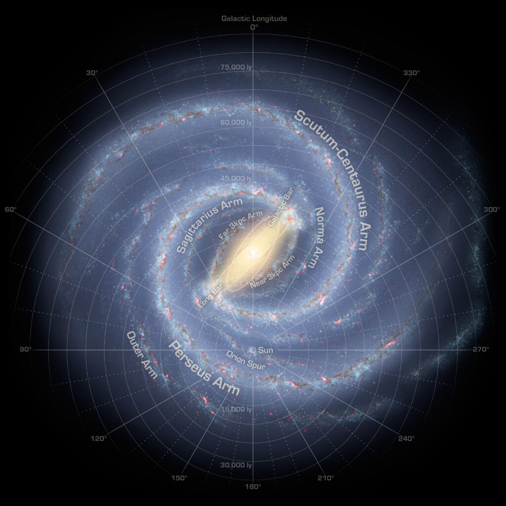 Intelligentes Leben in der Milchstraße stirbt langsam aus