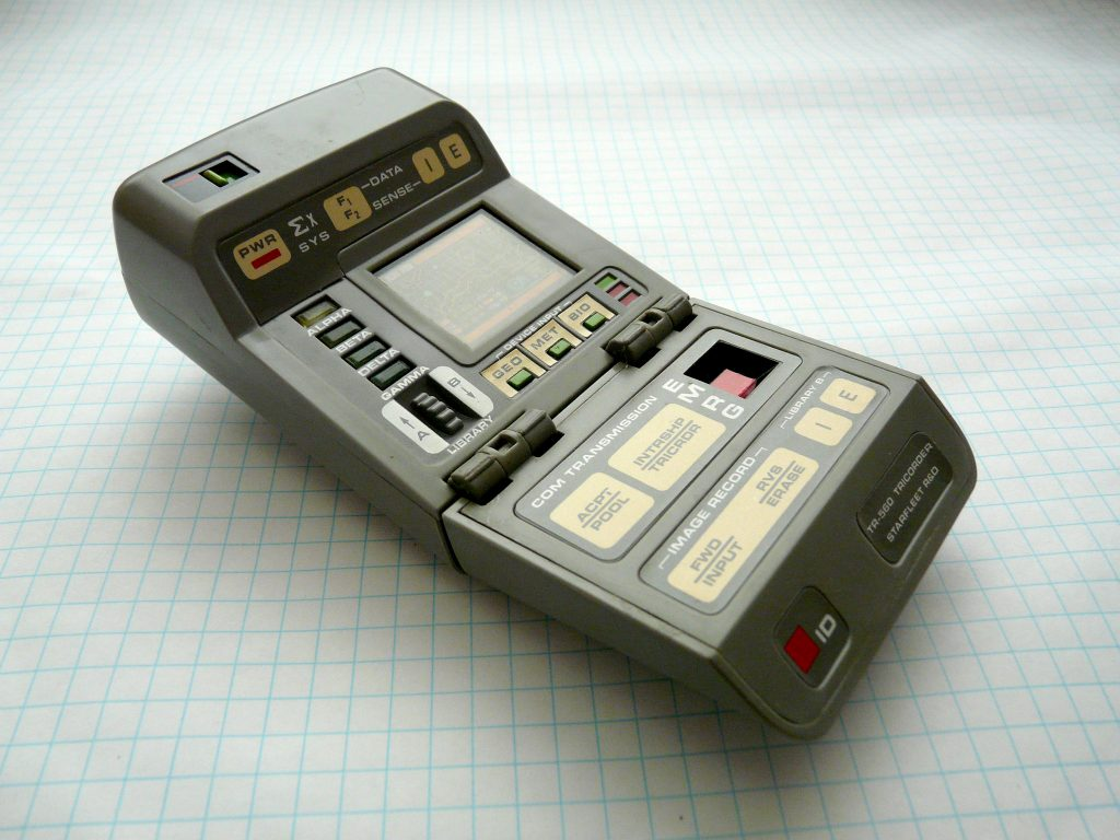 Tricorder & Co: Mit dem Handy Stoffe analysieren?