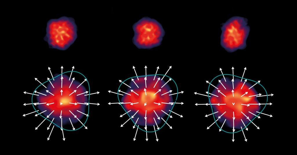 Die erste Millisekunde des Universums: Wie Urknall-Materie aus dem Hahn tropft