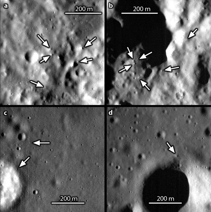 Auf dem Merkur liegen weniger Felsbrocken herum als auf dem Mond